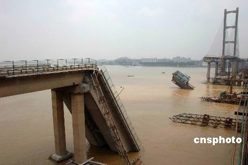 구강대교(九江大橋) 붕괴의 전문가감정