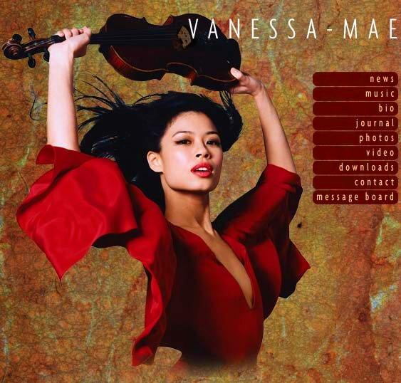 Contradanz/Vanessa Mae