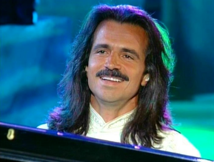 Face in the Photograph/Yanni